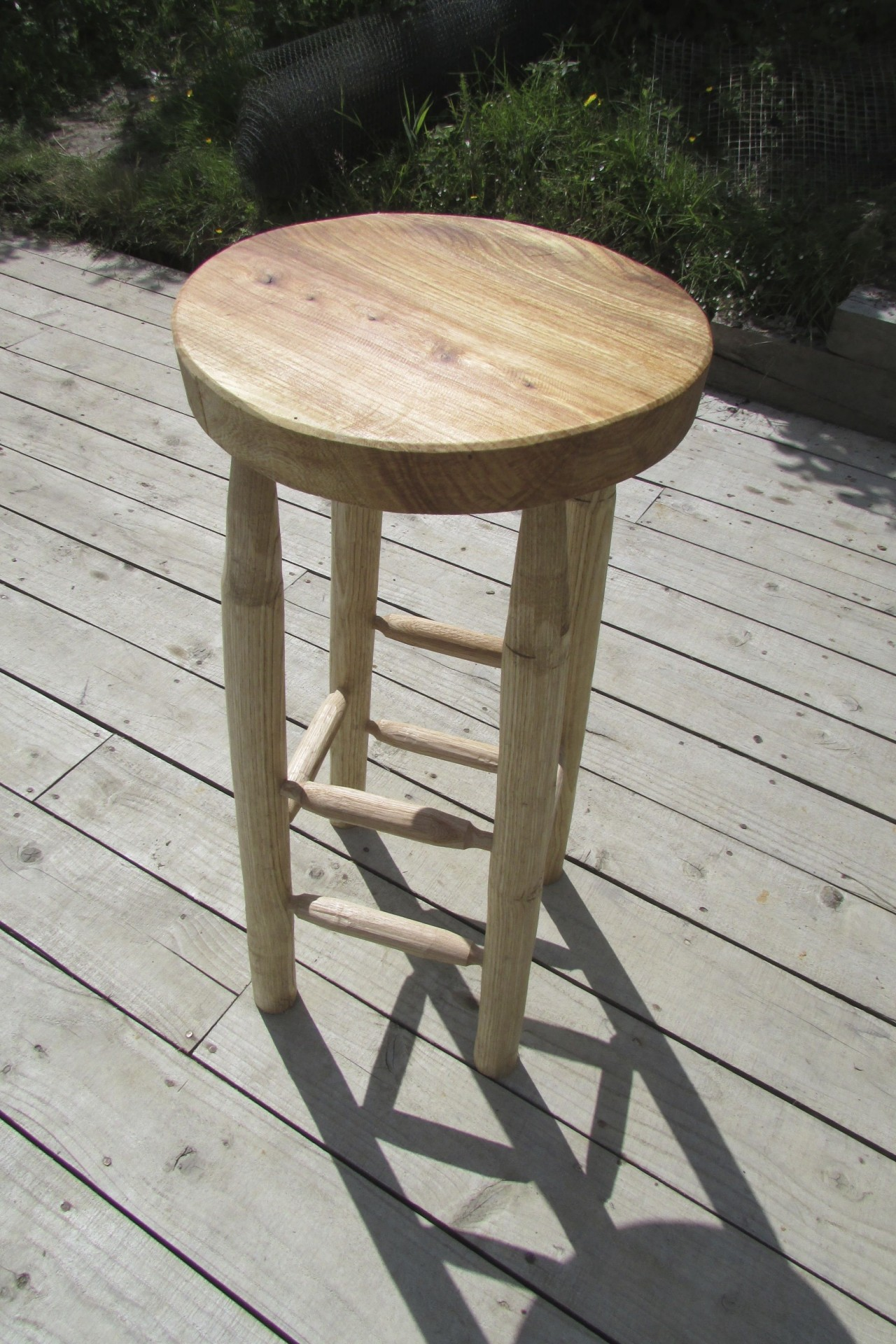 Chestnut Bar Stools