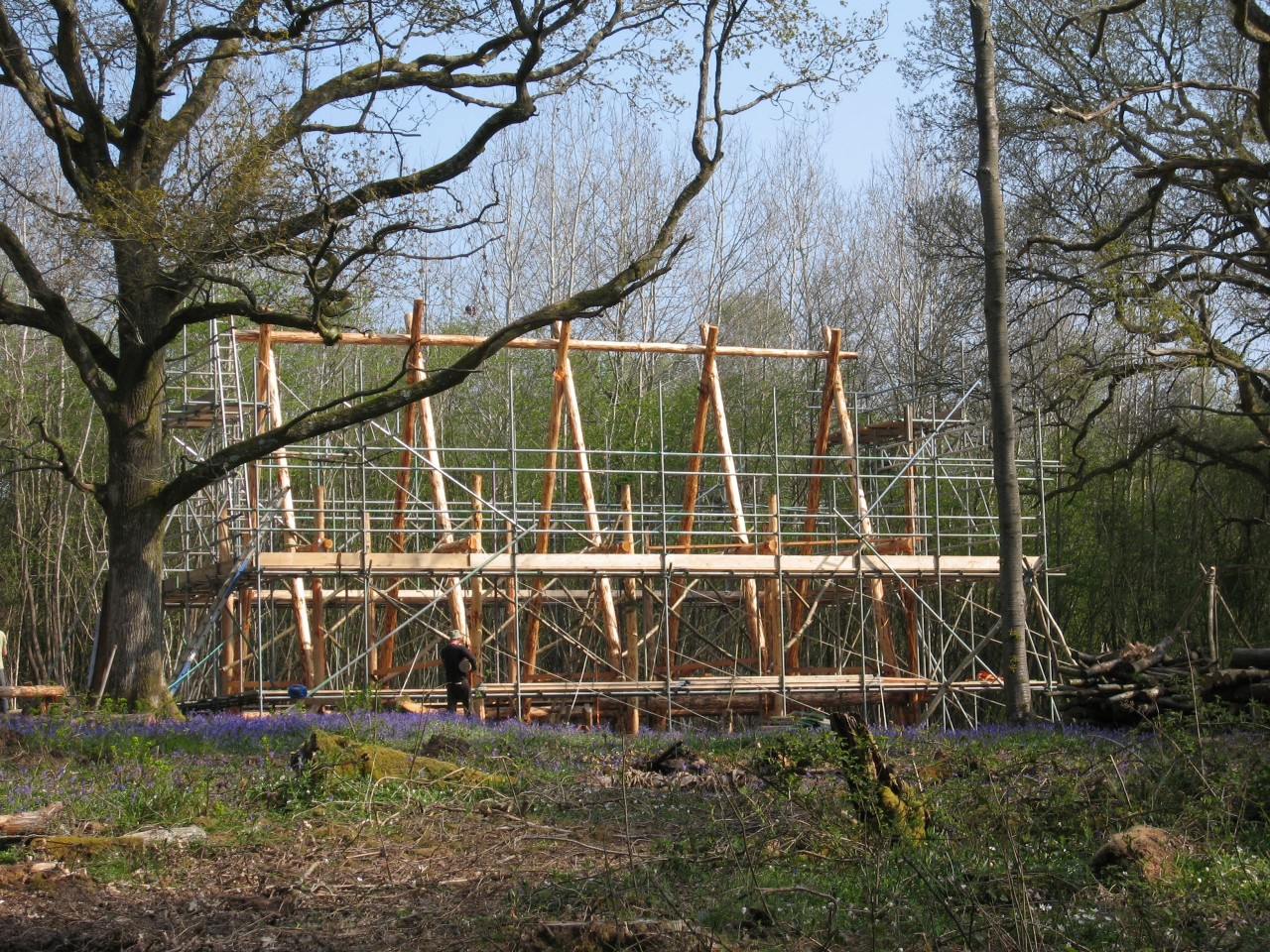 Roundwood Timber Frames
