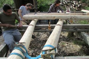 Roundwood Timber Framing