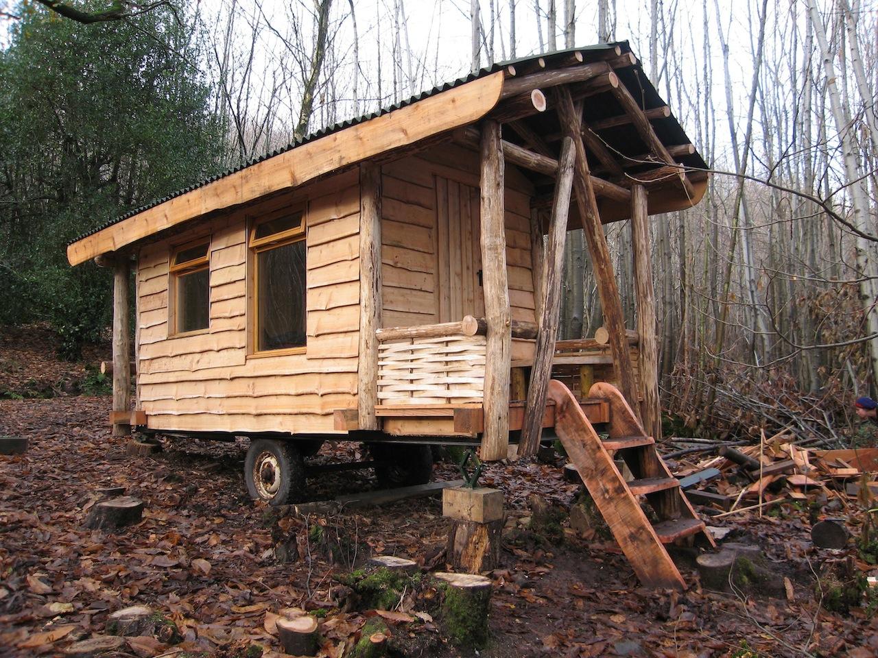 Roundwood Timber Frame Caravans